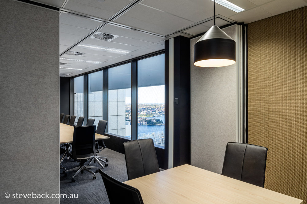 Office Interiors Photography - Grosvenor Place Office Suites for Girvan Waugh