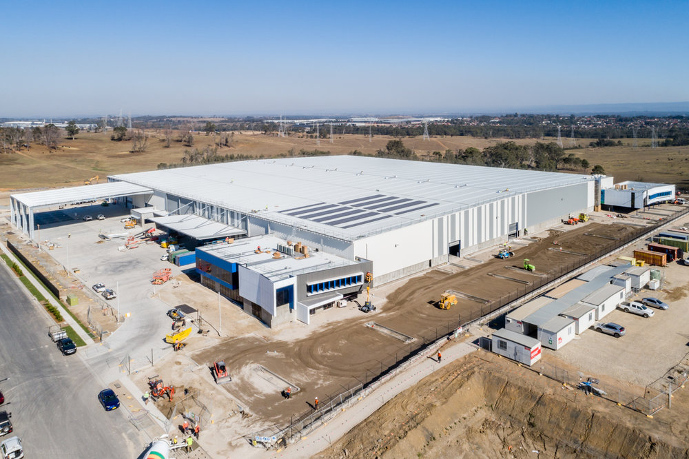 EASTERN CREEK BUSINESS PARK FOR FRASERS PROPERTY