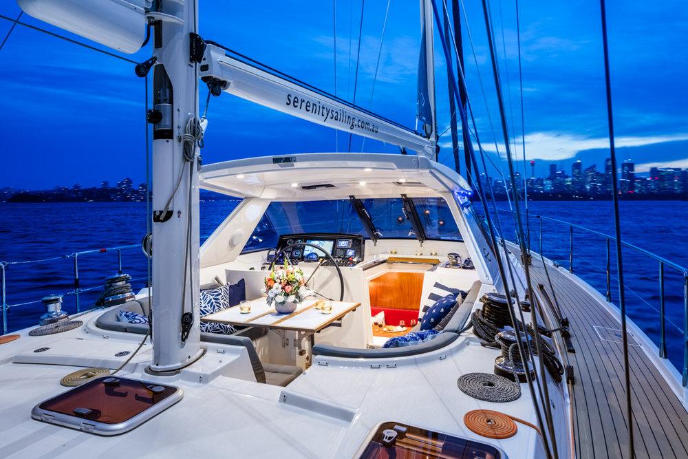 MARITIME PHTOOGRAPHY YACHT Anyboat Serenity dusk.jpg
