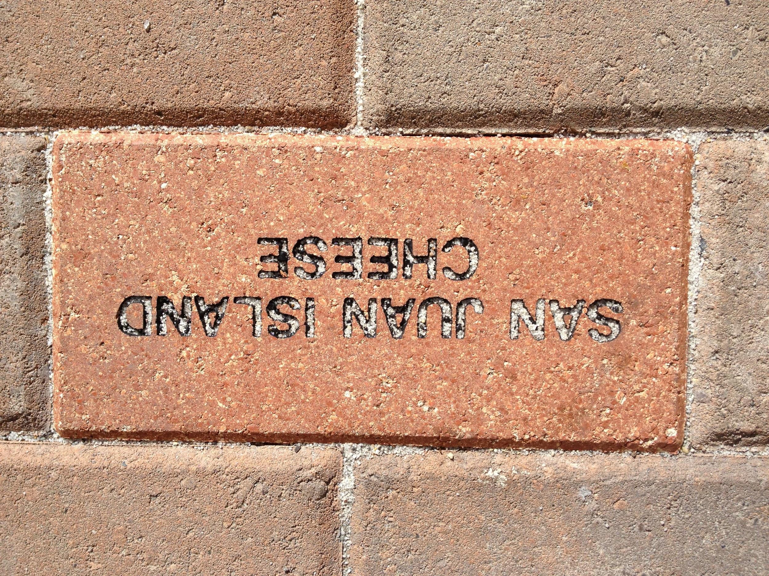 SJICheese brick
