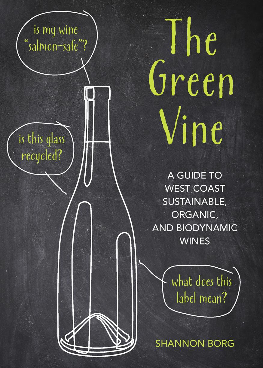 GreenVine Book Cover