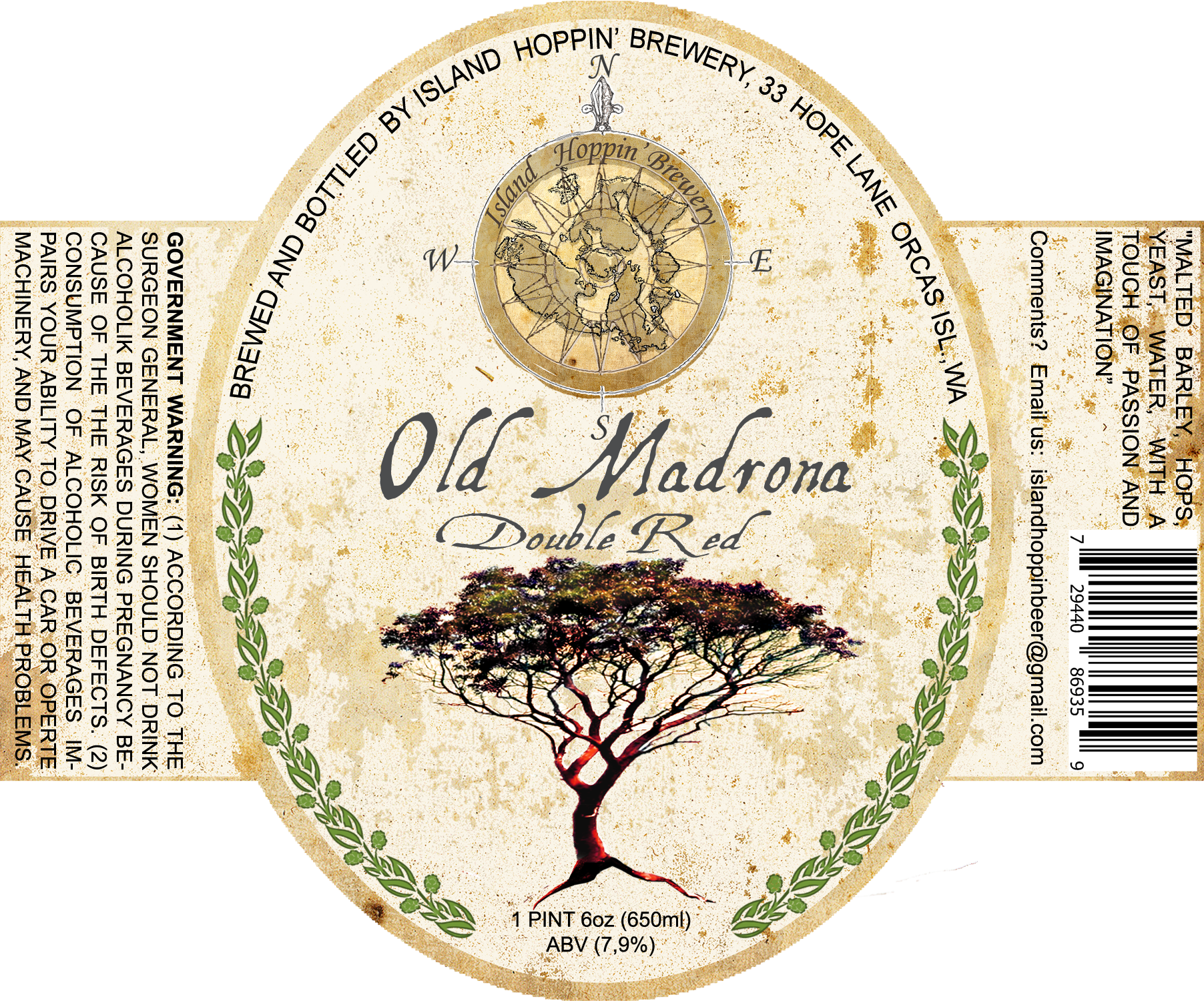 Madrona Beer