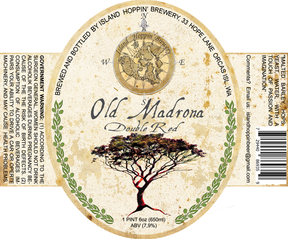 old madrona