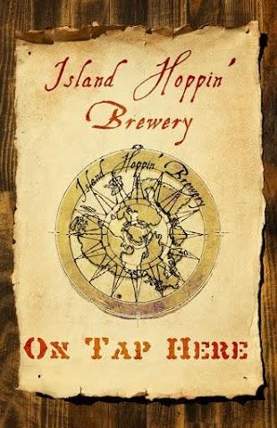 Island Hoppin Logo