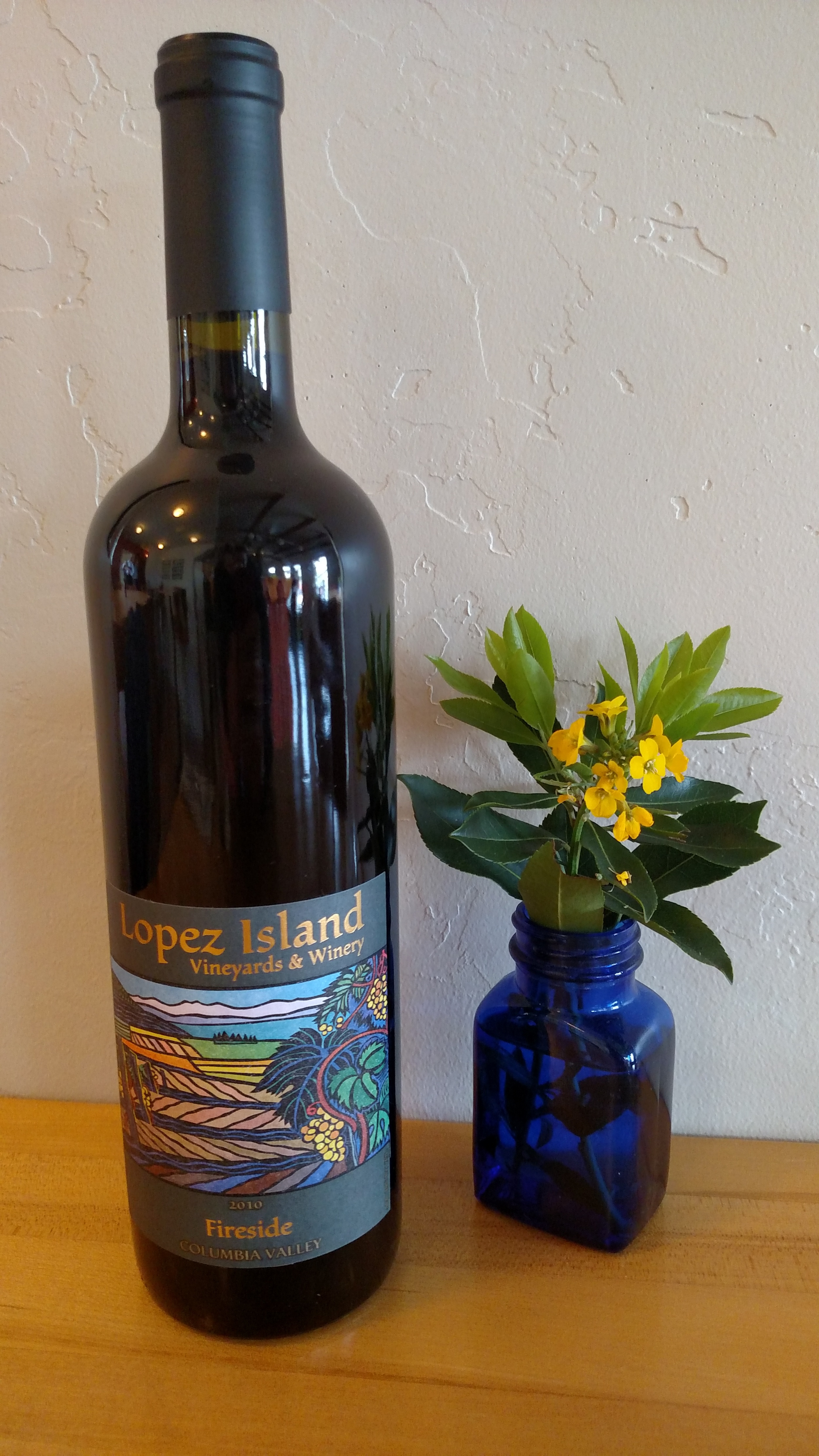 Lopez Island Vineyards Port