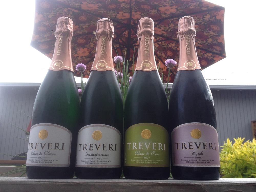 Treveri Sparkling Wine Bottles