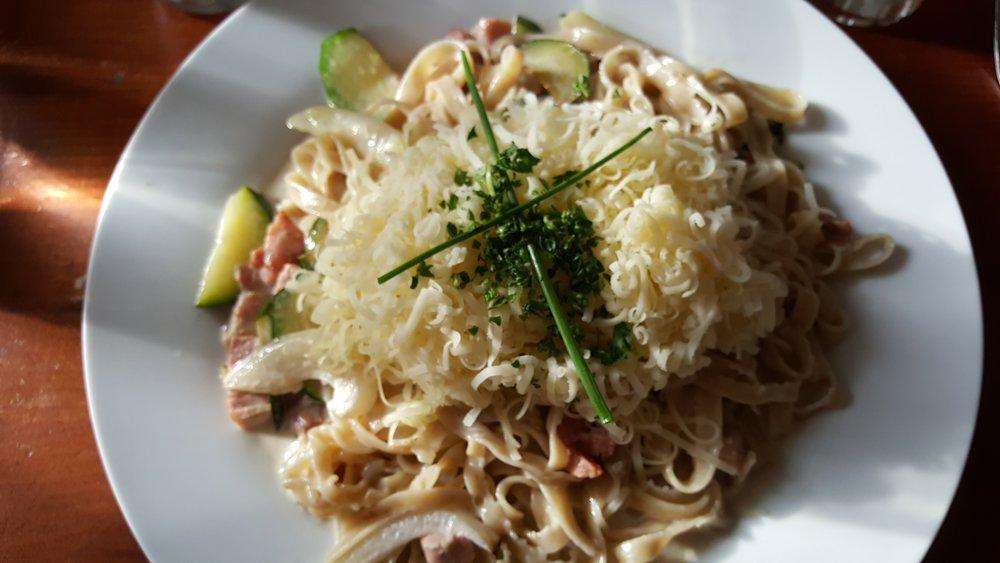 Pasta with Ham