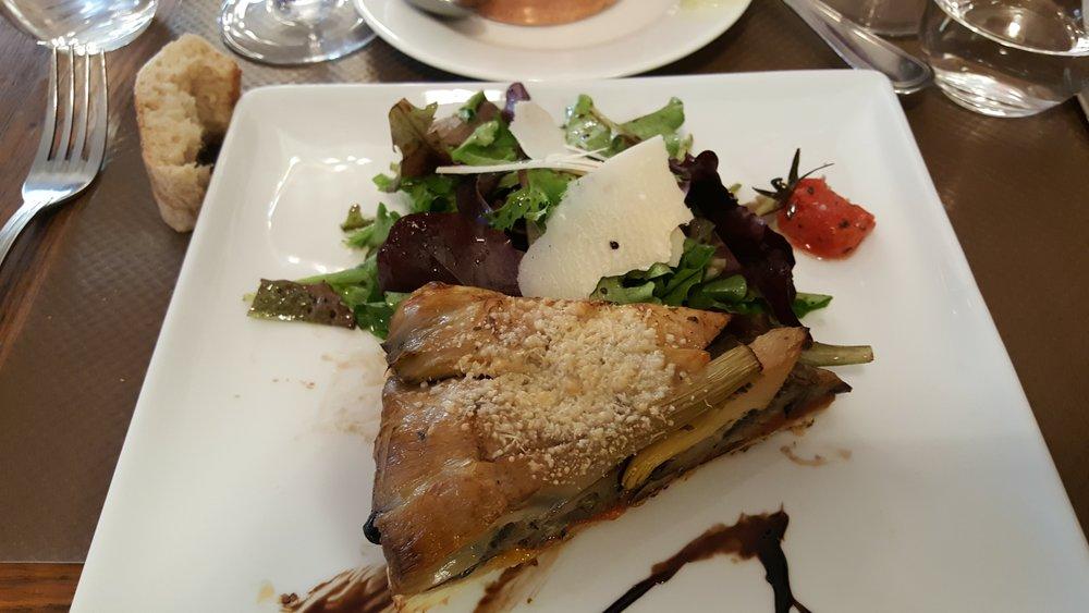 Artichoke Tart