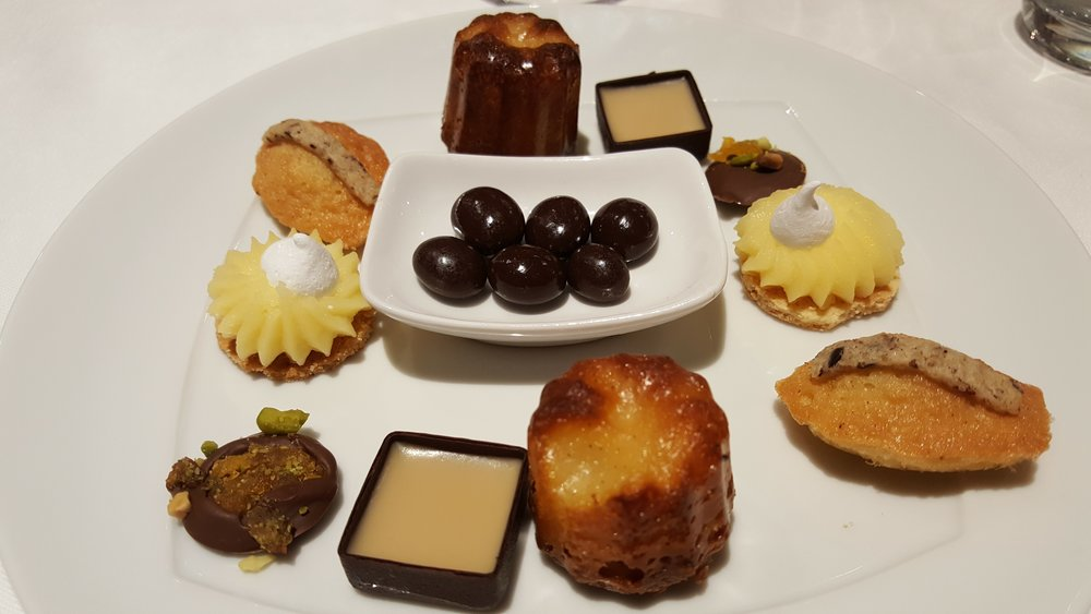 8: Post Dessert