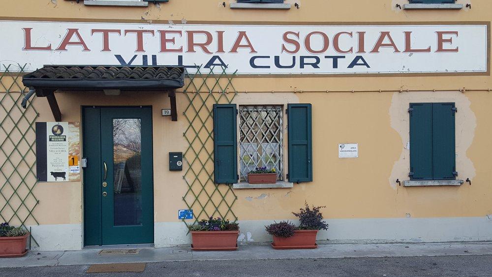Parmigiano Reggiano Creamery
