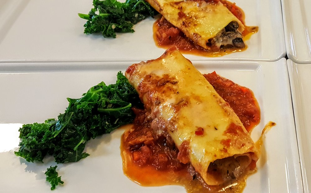 No 8 Three Mushroom Braised Greens Cannelloni.jpg