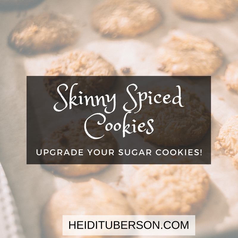 skinny spiced cookies upgrade sugar cookies vienna Fairfax Tysons.png