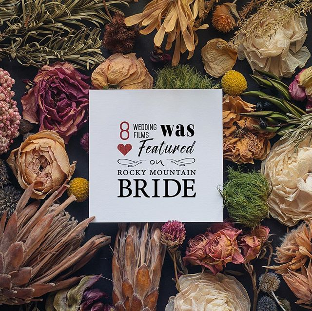 "8 Wedding Films is now a select vendor for the @rockymtnbride Gem Collective and was featured alongside top notch Wedding vendors in Colorado. Check out RockyMountainBride.com for a great planning resource and to read the blog post titled ""Destination Wedding at Historic Eureka Lodge"" • • • • • • #silverton #eurekalodge #silvertonwedding #coloradowedding #weddingwednesday #8weddingfilms #bohowedding #bohemianwedding #Dronewedding #retro #eurekalodge #Videography #Videographer #WeddingVideography #WeddingVideographer #film #filmlife #filmaking #co #cinematography #Vintage #liveauthentic #weddingphotographer  #vintage #vintagewedding #wedding #destinationwedding #mountainwedding #love"