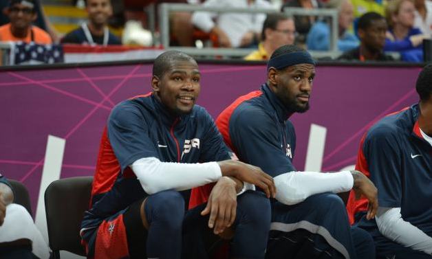 The Bleacher Report - LeBron James, Kevin Durant Help Spearhead NBA Popularity of Legs Recovery System
