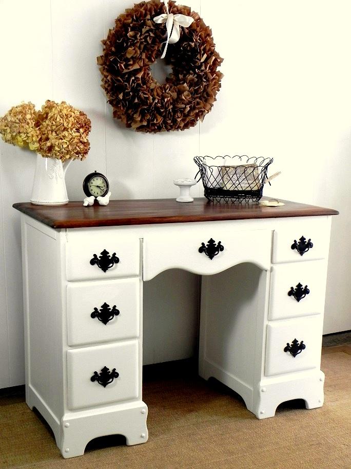 Pedestal Desk or Vanity $435.00