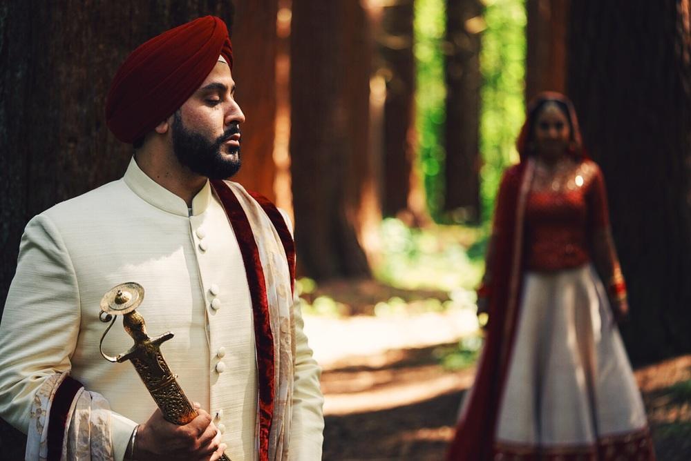 Sikh wedding ceremony | Redwood Park