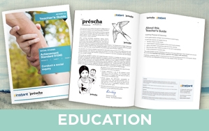 Download the NCEA Teachers Guide on Human Rights and Human Trafficking and learn about human trafficking at your school.