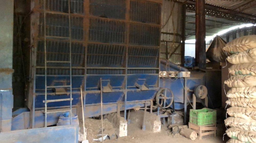 ブラジル、コンセイサン ダス ペードレスで見たドライイングマシン