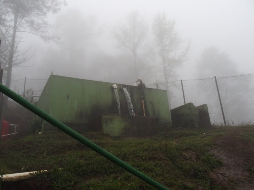 キャバレロのウェットミル付近の気候
