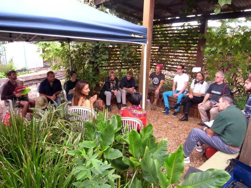 Community feedback sessions