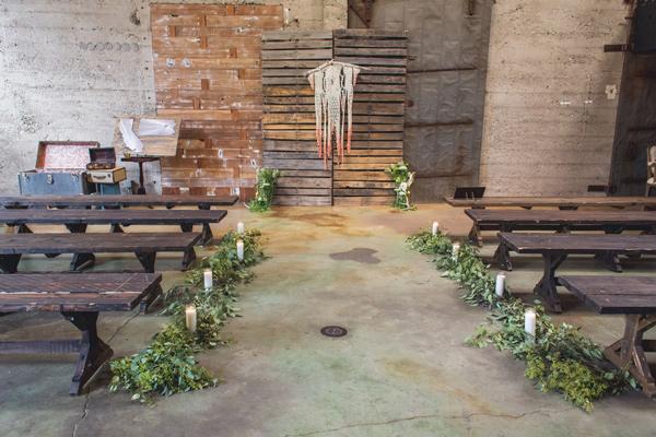 Boho San Diego Wedding on Ruffled Blog