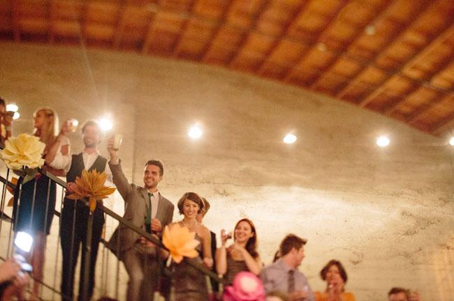 San Diego Loft Wedding on Green Wedding Shoes