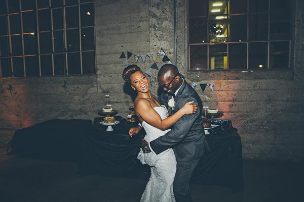 San Diego Party Wedding on Ruffled Blog