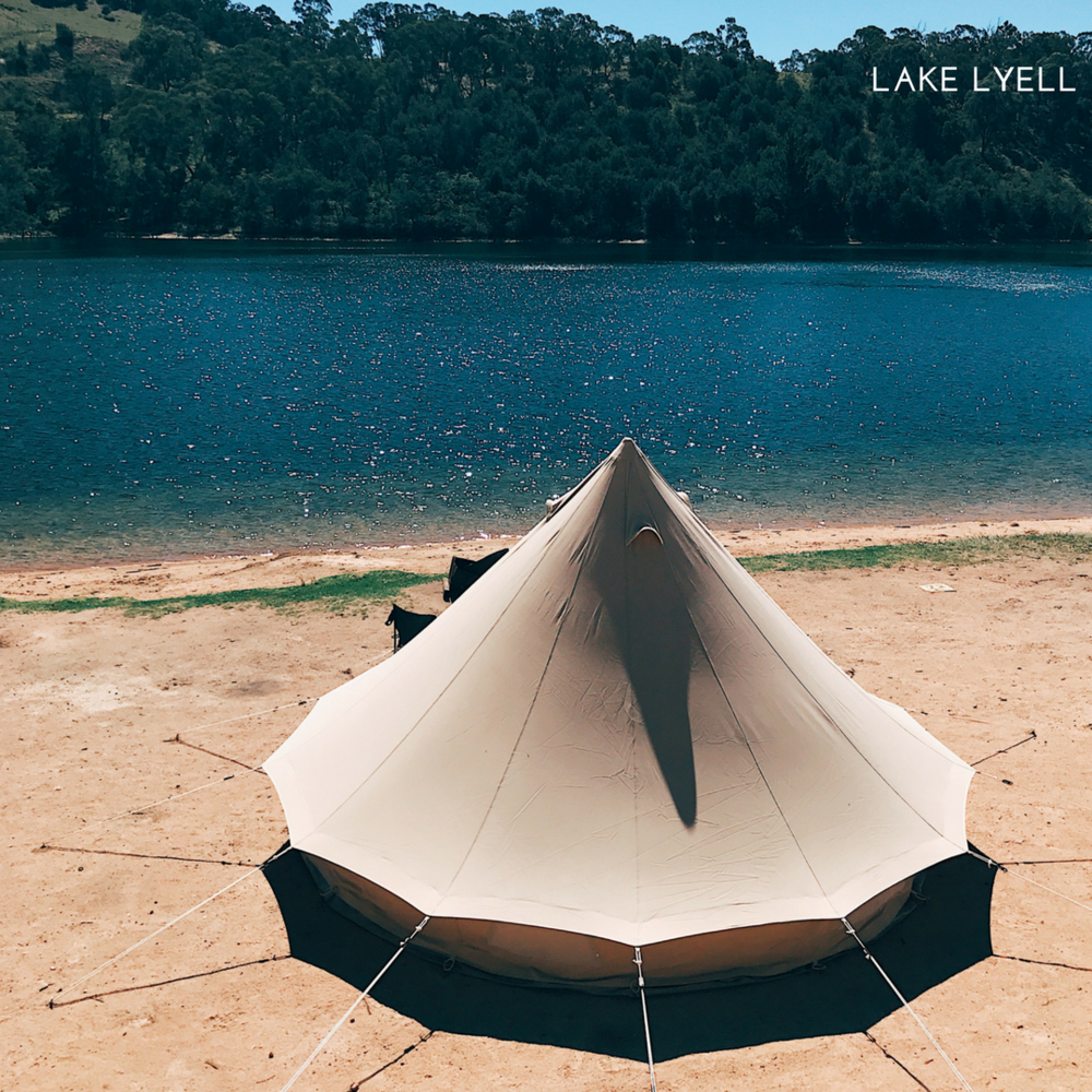 Lake Lyell   Go swimming, kayaking, fishing, or sit back and relax by the water. This campsite is spacious, secluded and offers all necessary amenities for ultimate comfort.  You can find more information about Lake Lyell  here.
