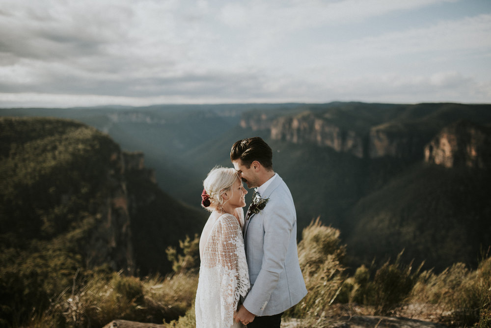 Blue Mountains National Park  Photography: Barefoot and Bearded