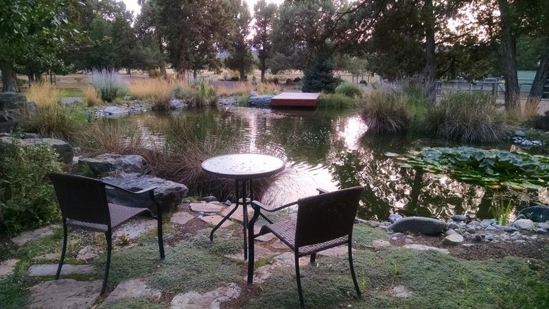 Tumalo Pond
