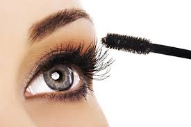 Style of lashes is as important as your hair!