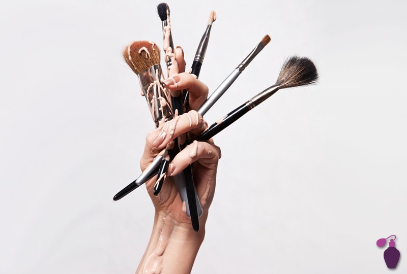 How to properly care for makeup brushes?