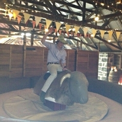 Rent a mechanical bull for your next party