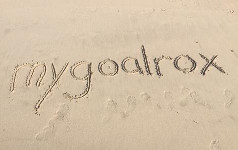 #mygoalrox
