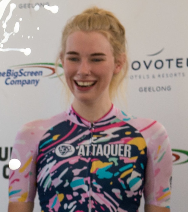 @sammy_verrill - Nickname: WildlingTop Results: U19 National Scratch Race Champs 4th, 2018 Intelligentsia Criterium 10thWhere did you grow up: Whitby, North Yorkshire, United KingdomFavourite food: Pasta & CheeseType of rider: All-rounderFavourite place to ride: Bendigo, VictoriaWhat do you hope to achieve cycling this year: Many many things