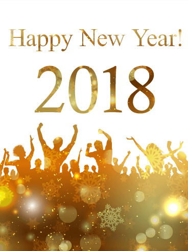 Images of New Year 2018