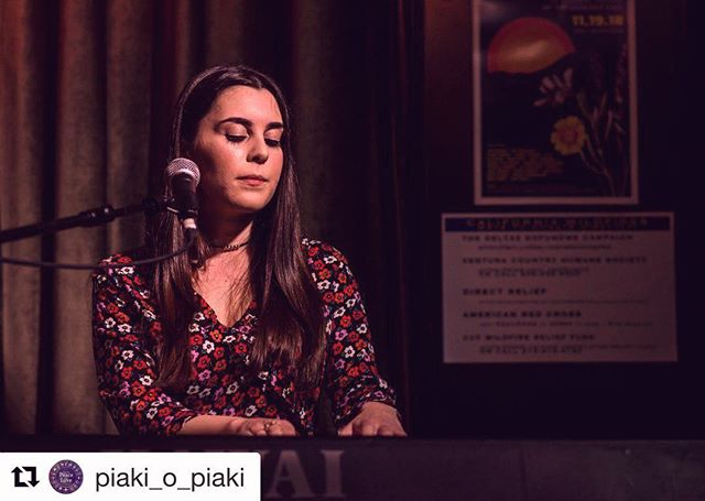 Thanks to all who came out to @monday_monday_at_hotel_cafe🌹 we raised over $1k for @calfund's Wildfire Relief Fund, and it felt truly special sharing that room with the kindest talents & listeners for an important, unifying cause. A special shoutout to @joeleckels for selflessly hosting/planning🎹 my heart goes out to everyone who has lost integral pieces of their lives, senselessly & arbitrarily. Here's to continued healing & helping✨  #Repost @piaki_o_piaki ・・・ Leila Milki performing for a special Monday Monday to benefit victim of the Woolsey fire - - #mondaymondayathotelcafe #musicsession #livemusic #localartist #musician #songwriter #vocalist #pianist #performer #lebanese #independentartist #california #helpingothers #californiafires #femalemusician #hollywood #benefitconcert #musicphotography #woolseyfire #losangeles #mondaymood #mondayvibes #piakboonlert