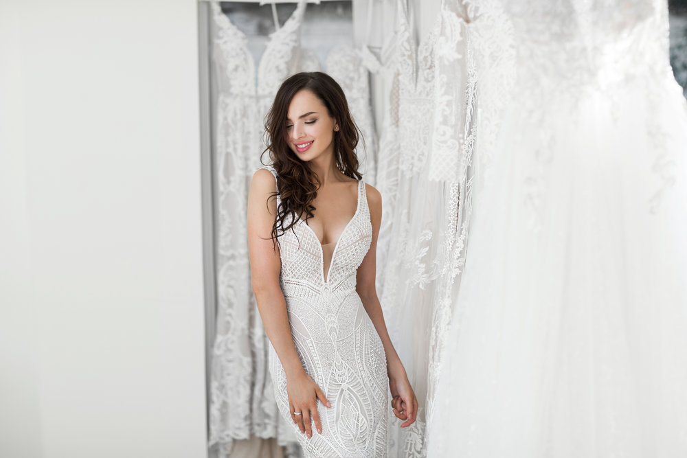 hours illuminated - bridal collection