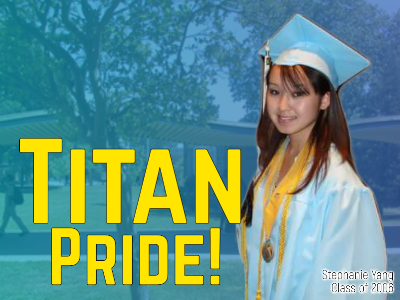 Stephanie Yang, LBHS Class of 2006