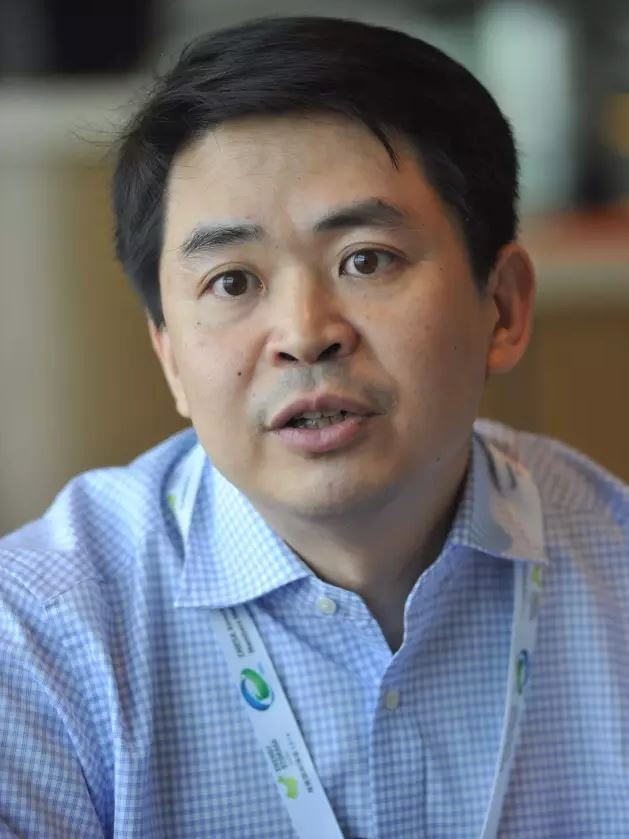 CNESA Chairman Johnson Yu