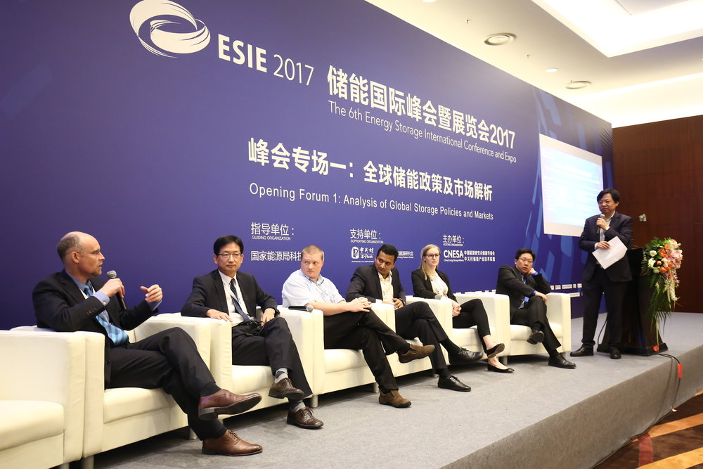 International panelists discuss storage markets across the globe