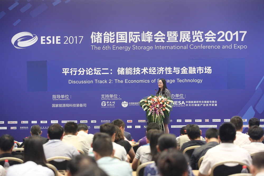 CNESA researcher Ning Na discusses storage economics