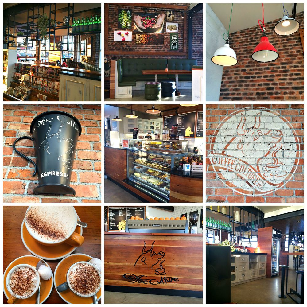 Coffee Culture - Five Cross Roads, Hamilton