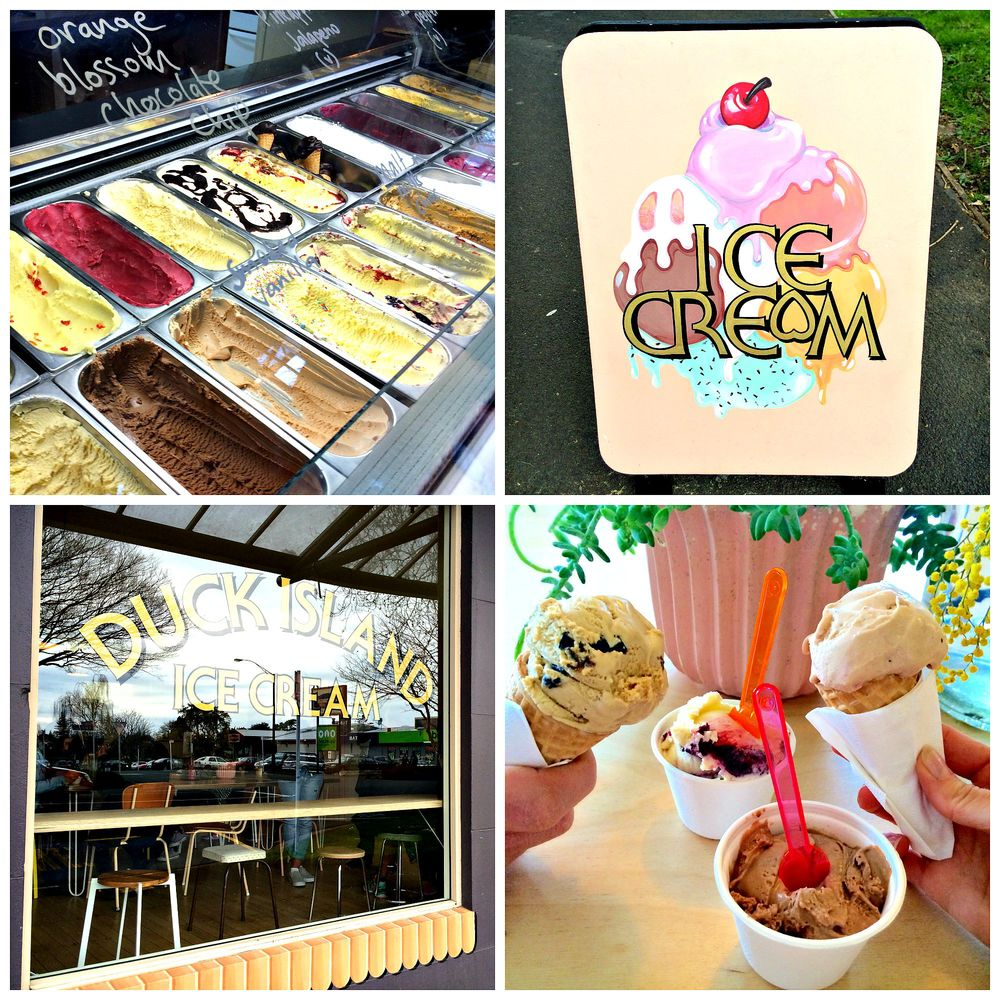 Duck Island Ice Cream Parlour