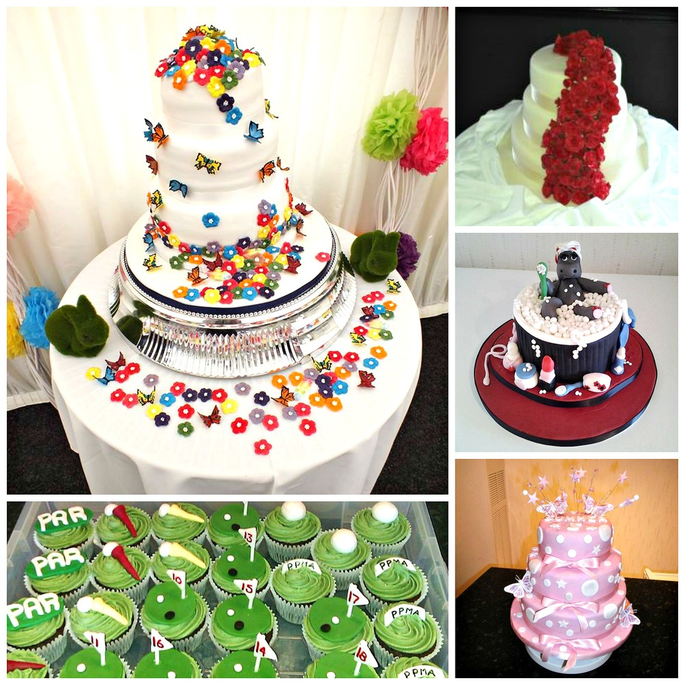 Just a few amazing creations from Anne's Kitchen!