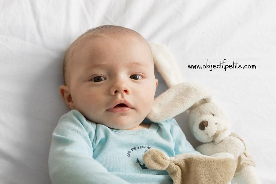 Seance photo bebe Brest, Objectif Petits, Photographe bébés enfants familles