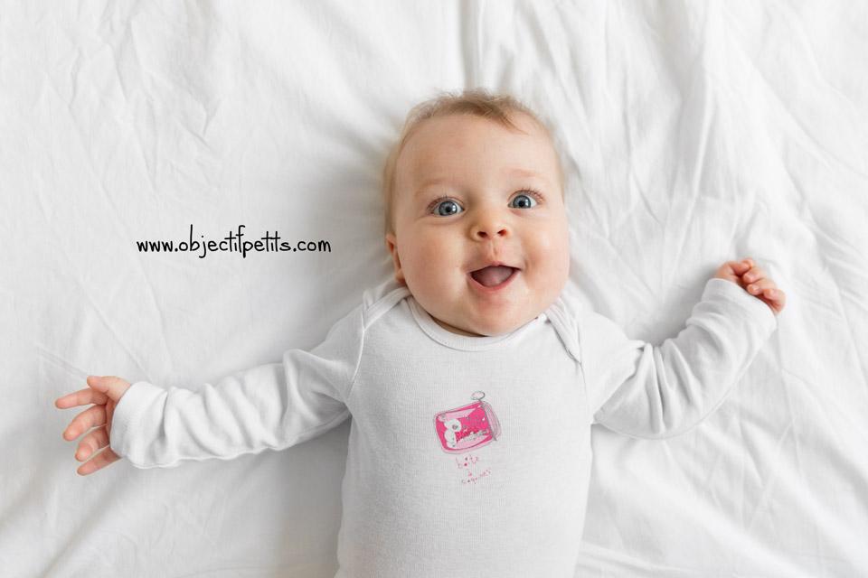 Séance photo maman bébé 6 mois photographe Brest, Objectif Petits