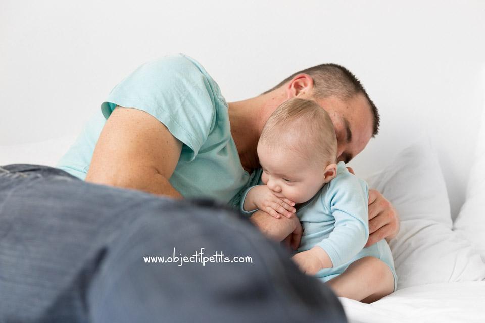 Photographe bébés 5 mois Brest, Objectif Petits, Photographe bébés enfants familles Brest