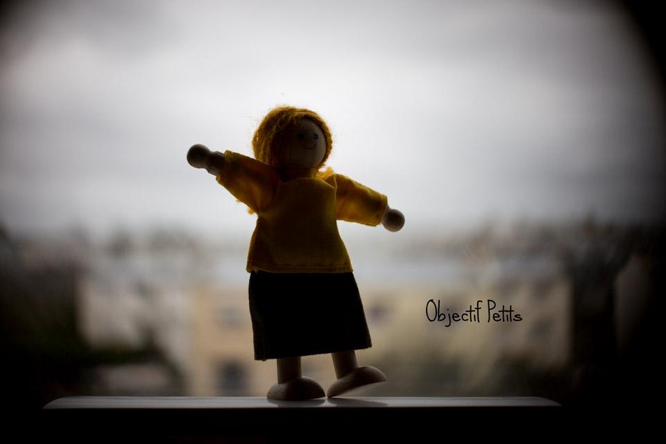 Sur les toits | Projet 52 Semaine 41 | Objectif Petits, Photographe de bébés, enfants et familles à Brest