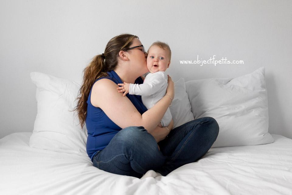 Fête des mères : mini-séances maman-enfant(s) à Brest avec Vanessa Héry, Photographe de famille chez Objectif Petits
